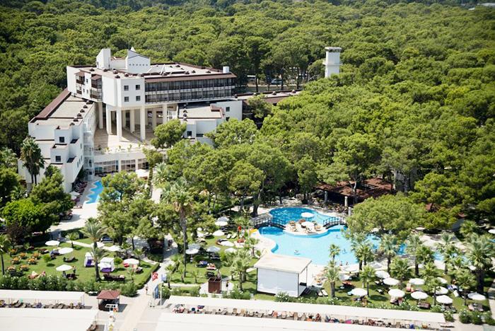 Seven Seas Hotel Life 5* (Ex Отиум Отель Лайф/Otium hotel Life) в Кемере, Турция