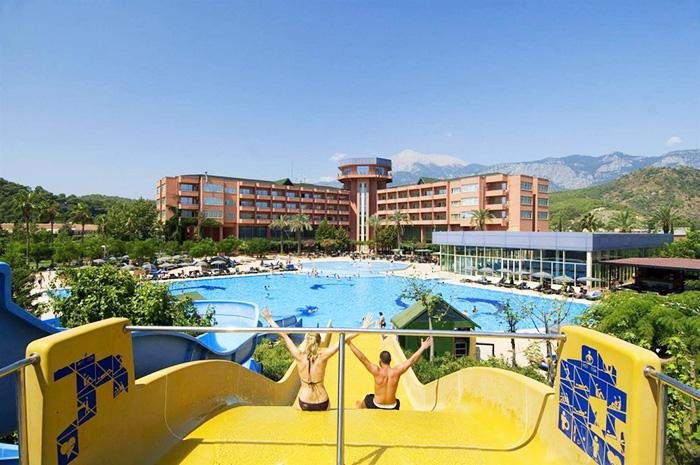 Simena Holiday Village 5* (Симена Холидей Виладж) Кемер, Турция. Отзывы