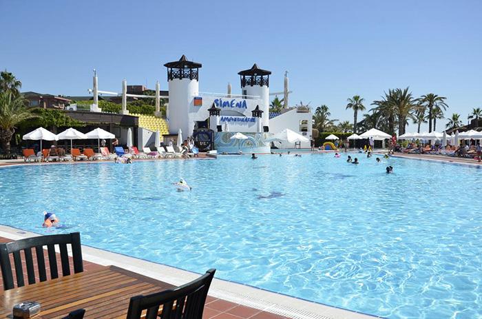 Simena Sun Club 5* (Симена Сан Клаб) Турция, Кемер. Отзывы