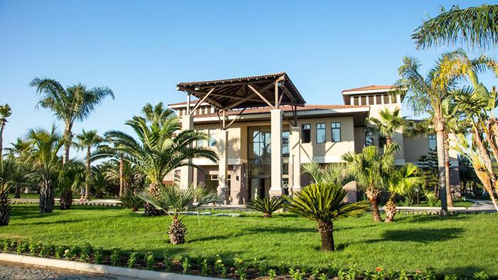TUI Blue Palm Garden 4* (ТУИ Блю Палм Гарден) Сиде, Турция. Отзывы