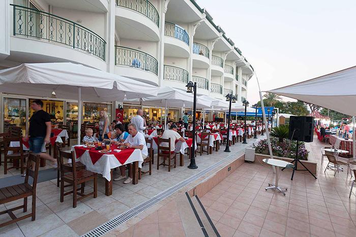 Zena Resort 5* (Зена Резорт) отель, Кемер, Турция. Отзывы