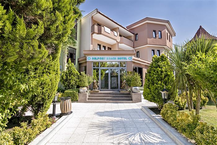 Белпорт Бич отель (Belport Beach Hotel) Кемер, Турция. Отзывы