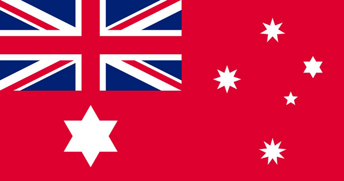 Флаг Австралии. Фото, значение, цвета