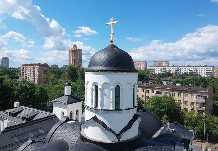 Храм Николая Чудотворца на Лодочной в Тушино. Расписание богослужений, адрес