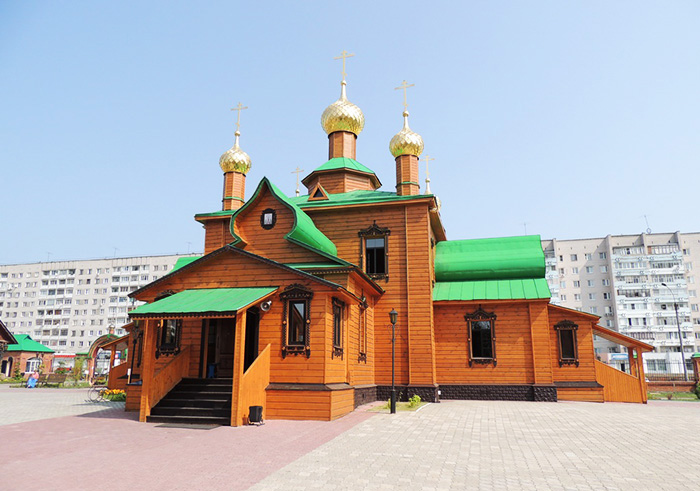 Храм Воскресения Христова, Дзержинск, Нижегородская область