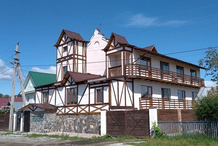 Озеро Банное, Башкирия, Магнитогорск. Базы отдыха, санатории, дома, коттеджи