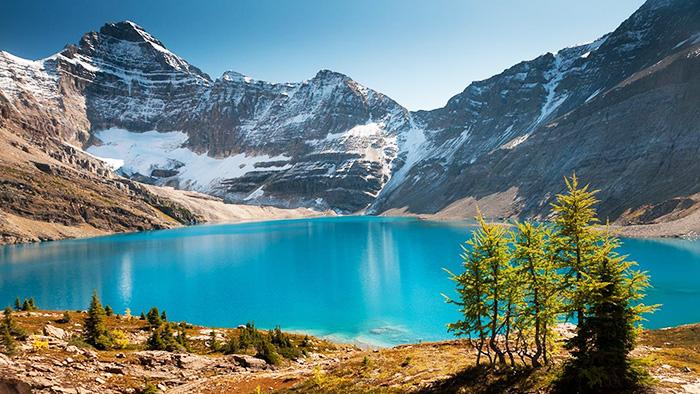 Озеро Онтарио. Где находится на карте, фото