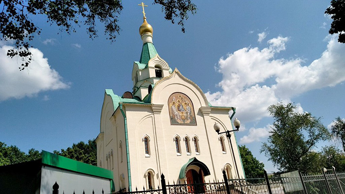 Храм Иова Московского на Можайке, Москва. Расписание богослужений