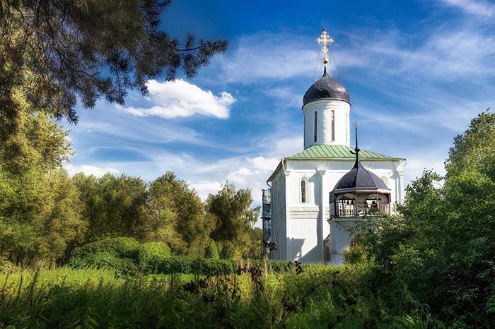 Успенский собор на Городке, Звенигород. Расписание богослужений