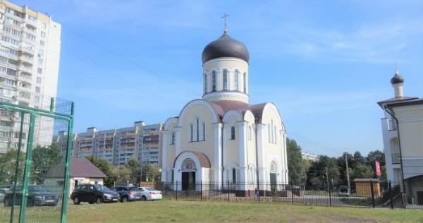 Храм Алексия Мечёва в Вешняках, Москва. Расписание богослужений