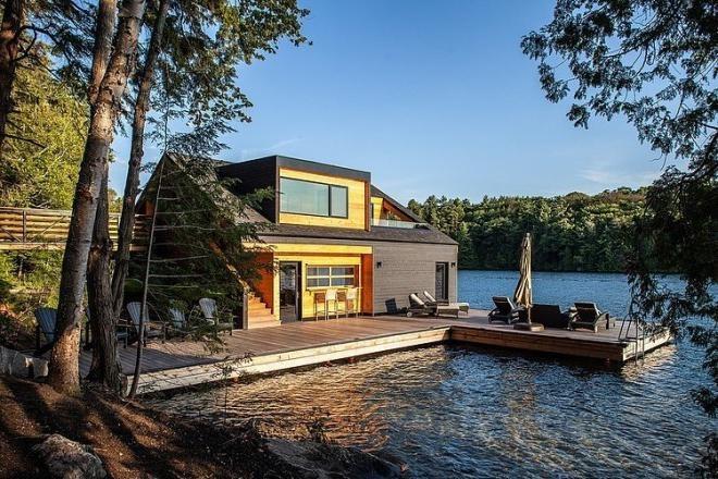 Эллинг. Что это такое, фото, жилье, недвижимость для лодки